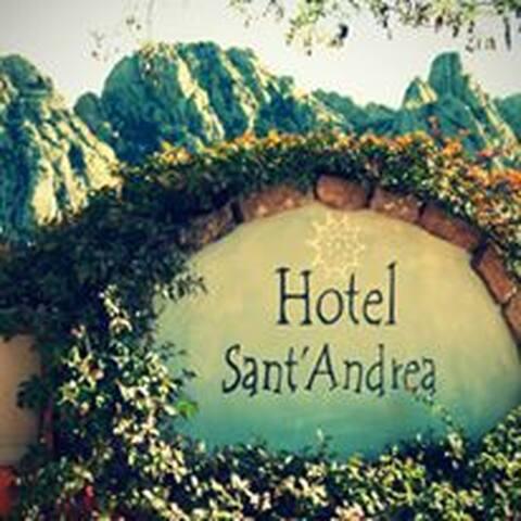 Locanda Sant' Andrea - San Pantaleo - Bed & Breakfast