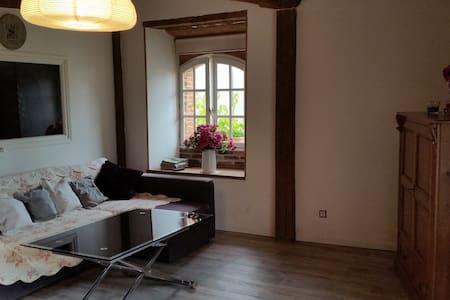 Charmant appartement avec jardin - Perriers-sur-Andelle