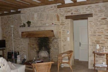 Maison à 5mn de Beaune  à Pernand Vergelesses - Pernand-Vergelesses - 단독주택