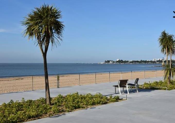 Studio  tout équipé pres des plages