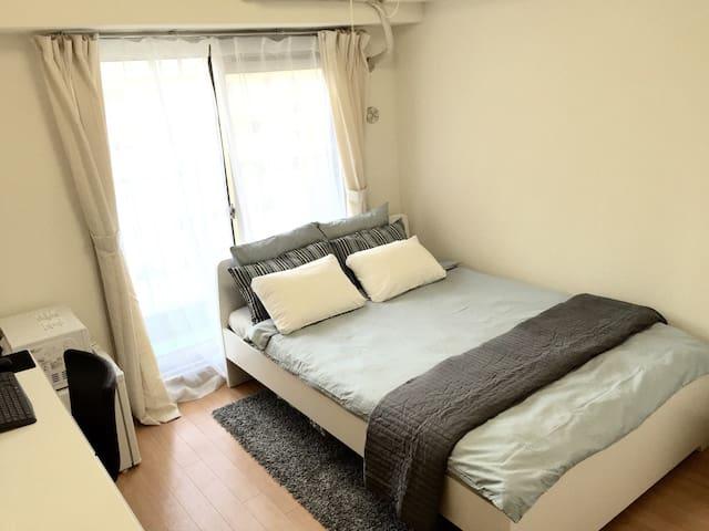6min to Cozy Tamachi - Pocket Wifi - Minato-ku - Apartment