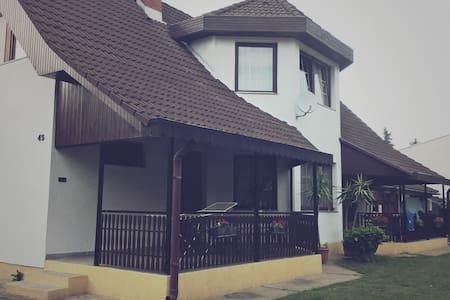 gabor aron apartament - Balatonszárszó - Haus