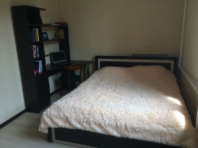 Spacious & bright room in Minsk - Minsk