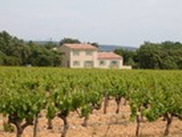 les garrigues provence luberon