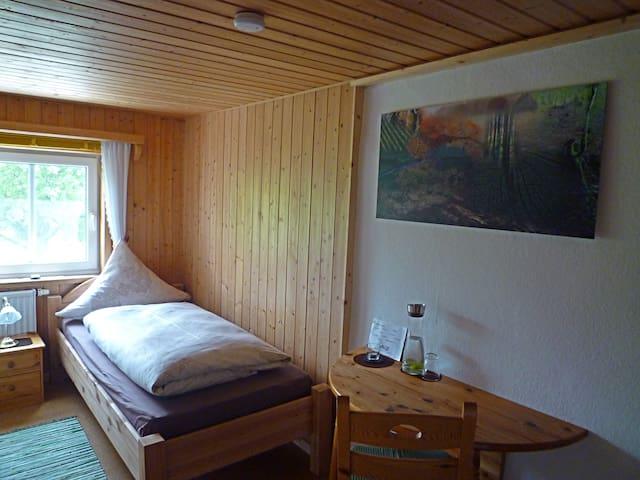 Zwei Einzelzimmer im Allgäu - Oy-Mittelberg - Huis