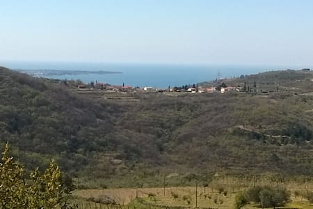 ŠARED-IZOLA countryside, quiet with beautiful view