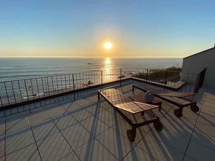 BOUTIQUE Rentals- ATTICO Luxury Design-Ocean views