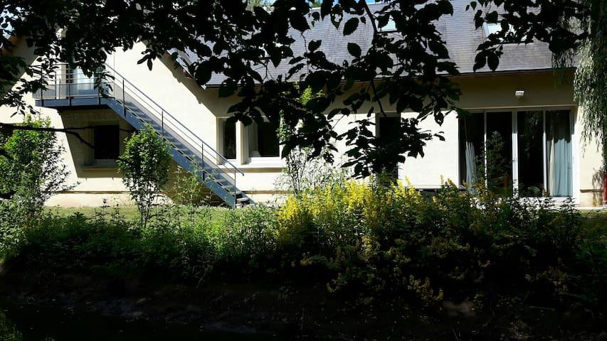 Rez de jardin Le Ginkgo 2 chambres