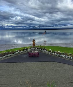 Cabin on an Alaskan Beach - Wasilla