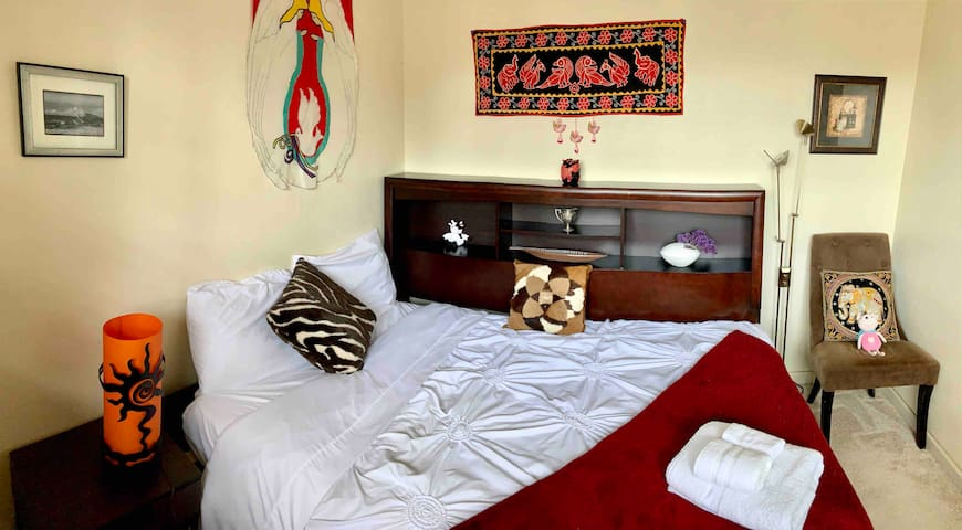 Lovely & Comfortable roomB -Close to Great Mall