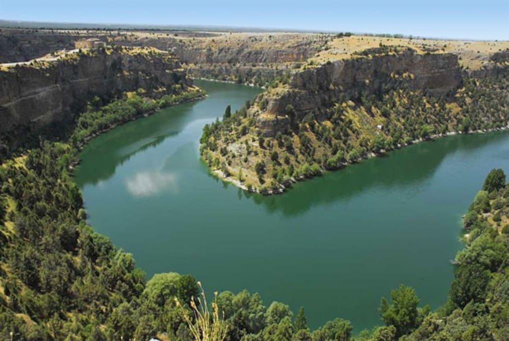 Hoces del Río Duratón