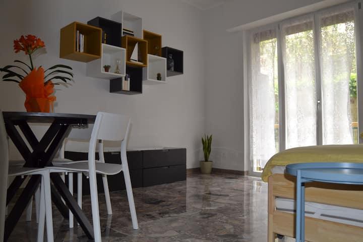 Appartamento a Finalborgo per bikers e famiglie