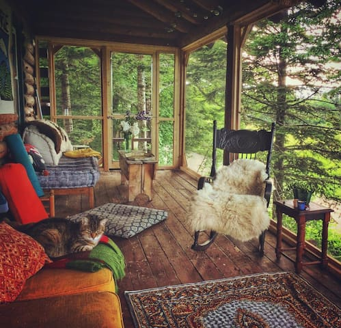 Rootstock Retreat - Cozy nest in the NEK