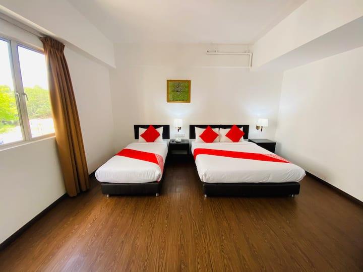 Glex Hotel Family @ Johor Bahru