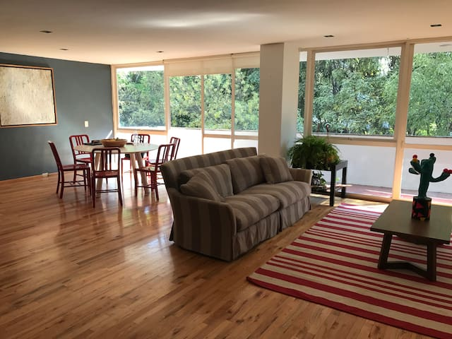 Great room in the heart of Condesa - Mexico City - Lägenhet