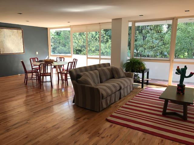 Great room in the heart of Condesa - Ciudad de México - Apartment