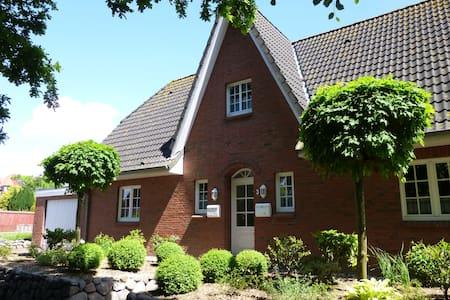 Nordsee Ferienwohnung mit Niveau - Garding - Wohnung