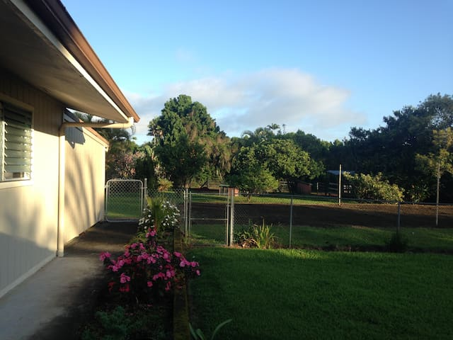 Great Location: Volcano to Hilo - Kurtistown - Guesthouse