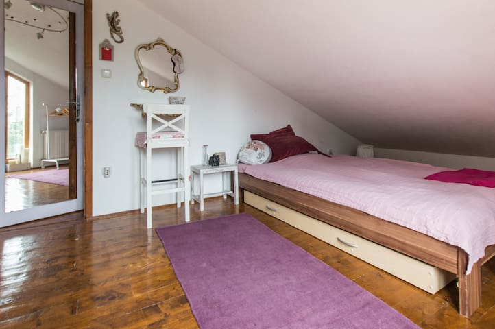 CHARMING SUITE IN THE CENTER WITH PANORAMA - Szentendre - House