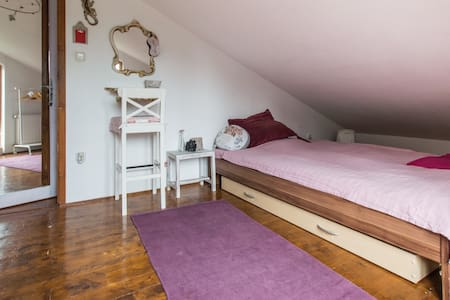 CHARMING SUITE IN THE CENTER WITH PANORAMA - Szentendre - Haus