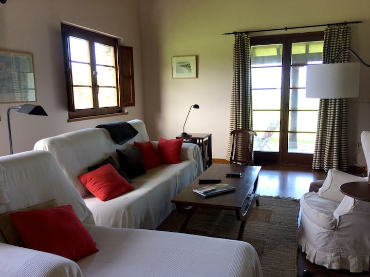 House with 4 bedrooms in Sabugo, with wonderful sea view and furnished terrace - 600 m from the beach