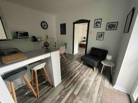 Forbach : Appartement cocooning