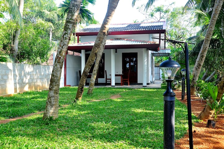 davon villa bentota  (Phone number hidden by Airbnb)