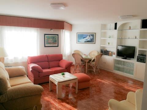 Acogedor y tranquilo apartamento en Galicia