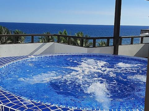 Acogedor y amplio apartamento en playa Monterrico
