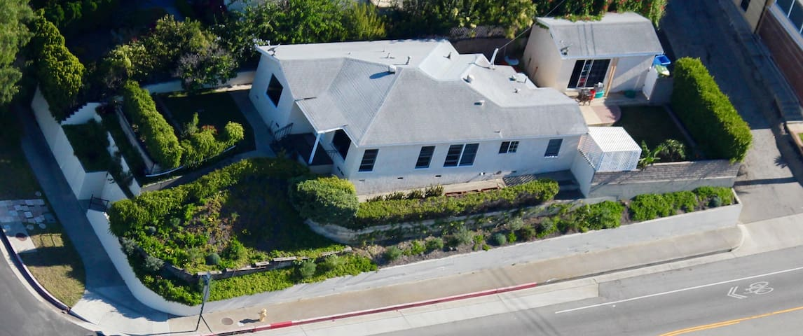 Comfy home near Long Beach/PV with great views - Los Angeles - House