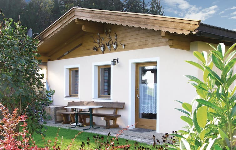 Holiday cottage with 2 bedrooms on 50m² in Breitenbach
