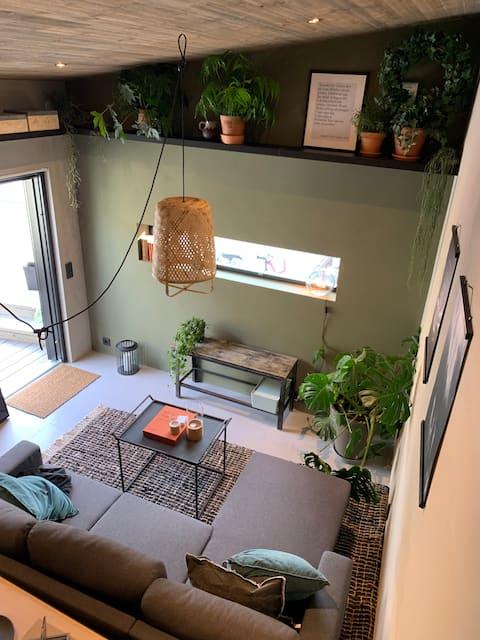 Cool Compact Living Innanför murarna i Gamla Åhus