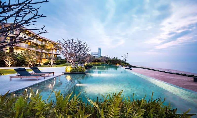Baan Thew Talay - Aquamarine บ้านทิวทะเล - อความารีน
