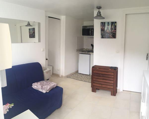 Appartement 16m² St Brévin les pins - Saint-Brevin-les-Pins - Apartment