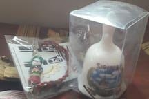 regalos de mis Huéspedes :) gracias!