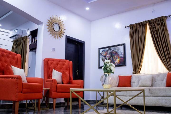 New Exquisite Secured 3 Bedroom Duplex. Ibadan.