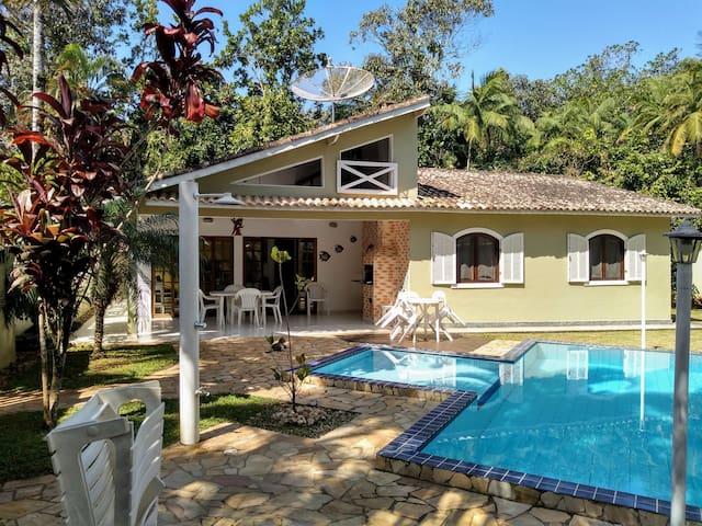 Casa de Praia em Condomínio Ecológico.