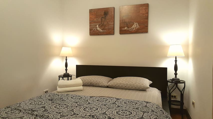BEAUTIFUL ROOM WITH FREE PARKING DOWNTOWN LOCATION