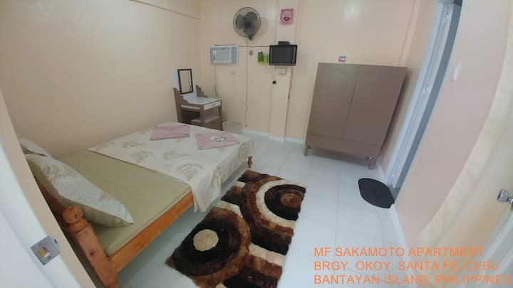 MF Sakamoto Apartment (Room R)