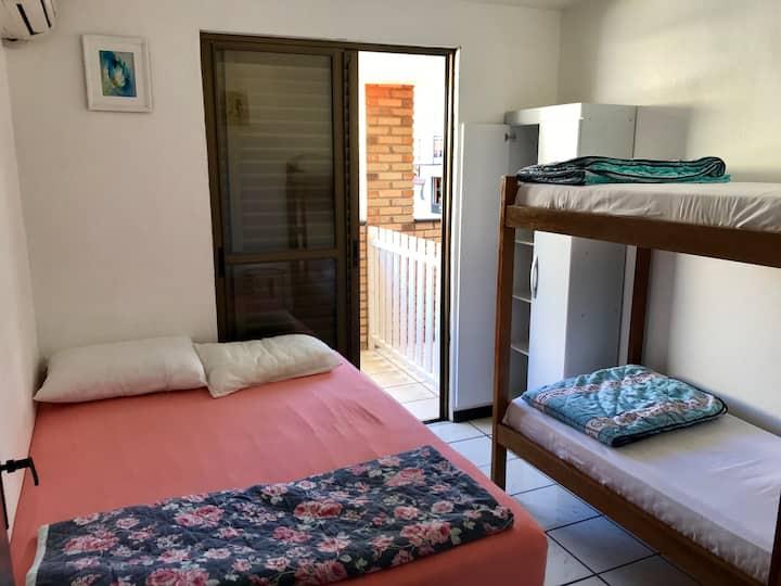 quarto privativo 1 em Hostel