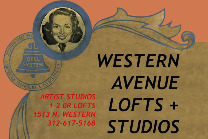 WESTERN AVE ARTISTS LOFTS- Park Free