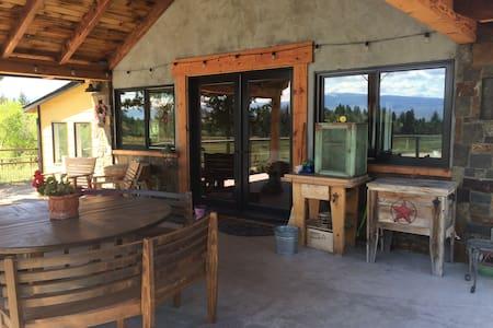Middle Bear Farm - Ház