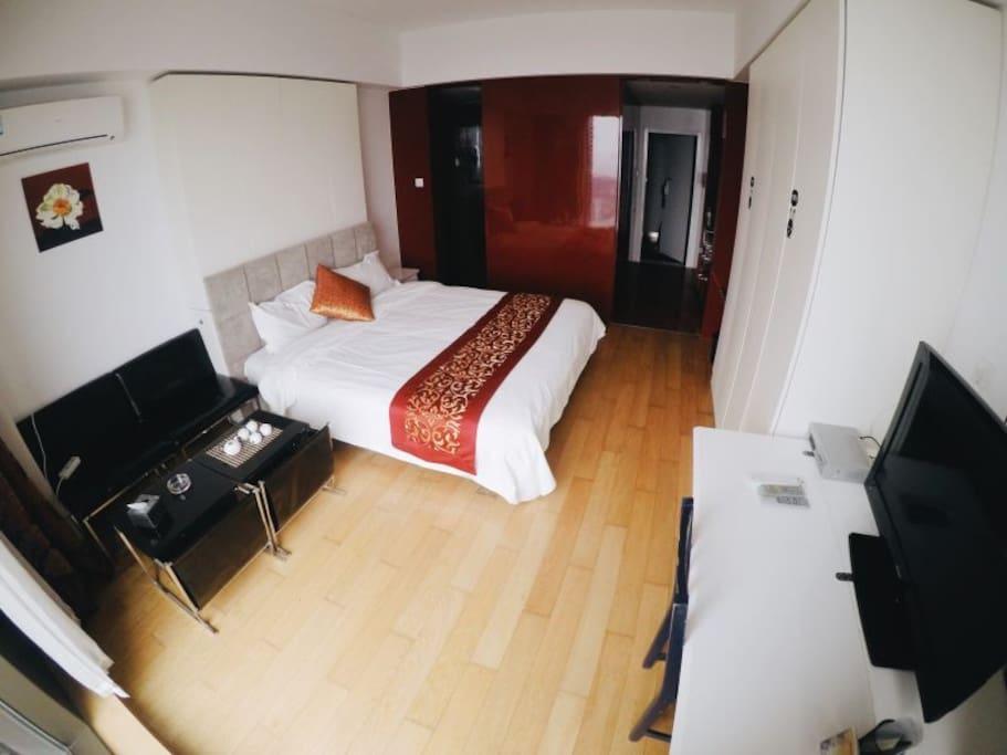 房间设施和配置