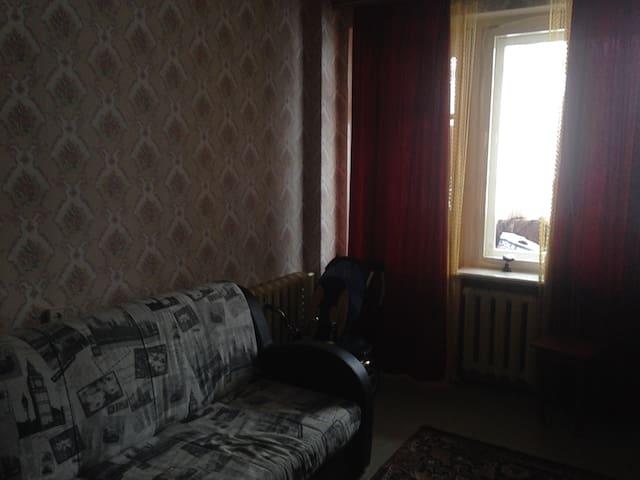 2-х комнатная квартира - Dubna - Huoneisto