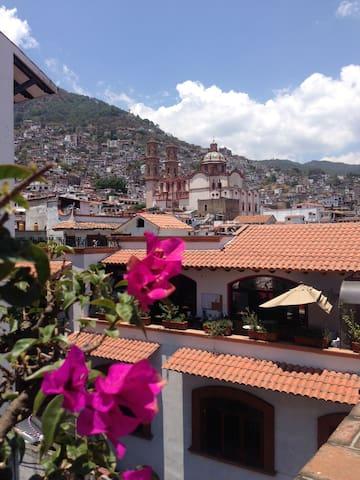Semana Santa en Taxco - Taxco - Dům