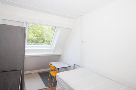 Kamer voor 1 persoon