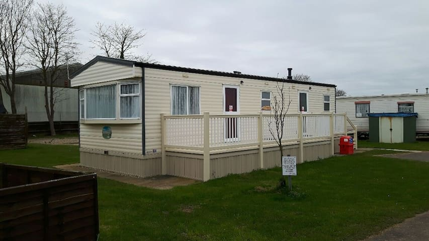 6 berth northshore skegness