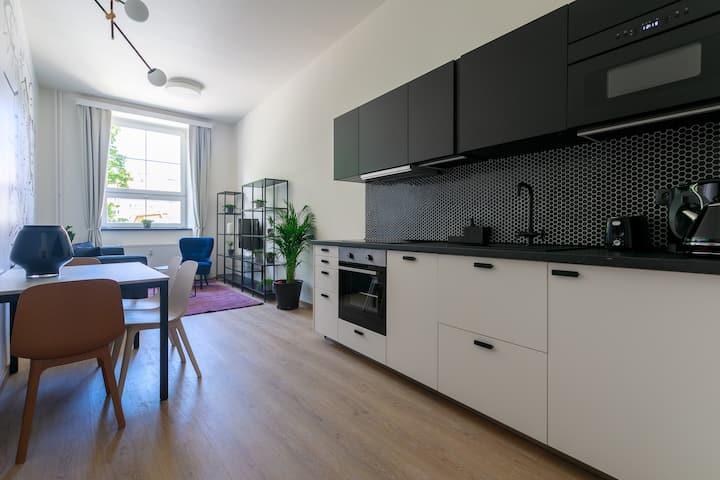 Avantgarde apartments (Apt. 3)