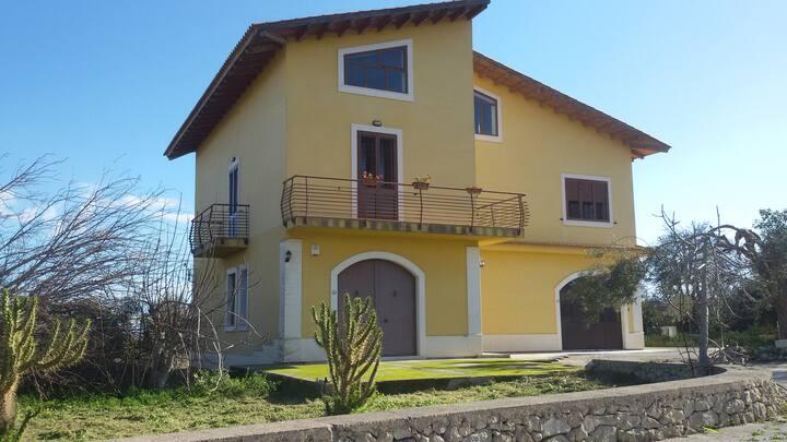 Villa Antonina Nord - free wi fi.