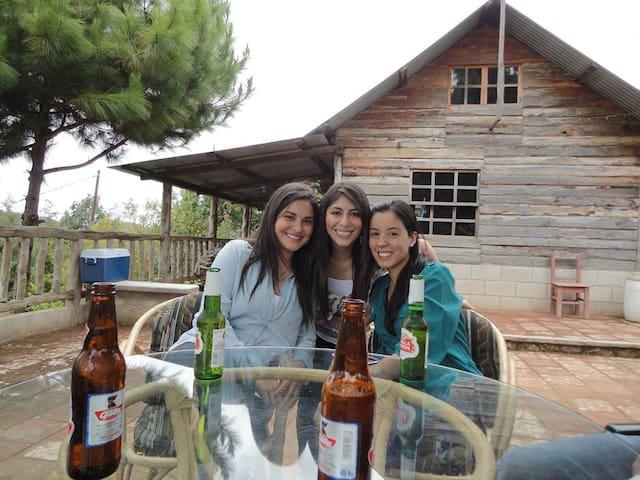 Cabaña Campestre - Tecpán Guatemala